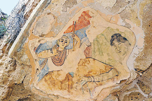 حمام رومی قبرس (Roman baths Cyprus)