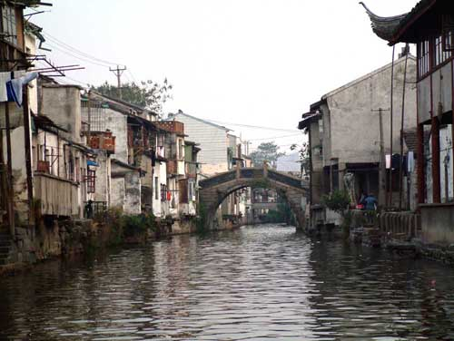 Canals, Suzhou, China