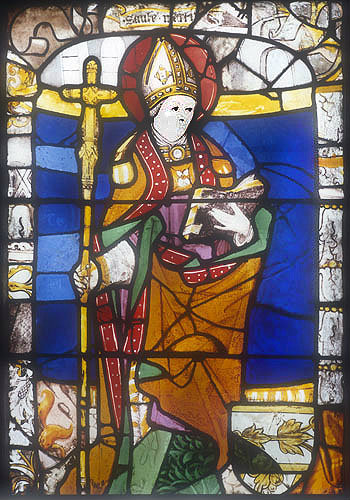 St Martin Bishop of Tours, died 397, Bishops