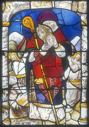 St Denis, third century bishop of Paris, martyred by decapitation, sixteenth century Bishops