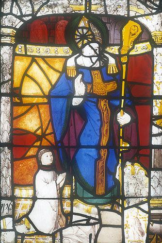 St Nicholas fourth century bishop of Myra, Bishops