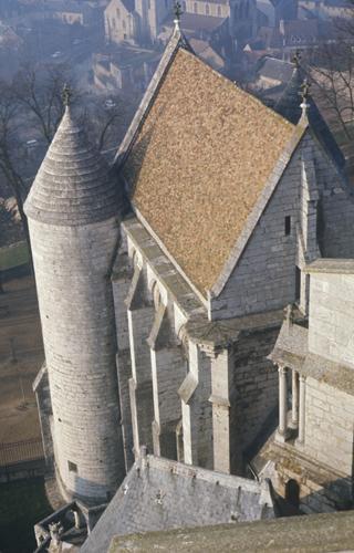 St Piat Chapel, Chartres, France