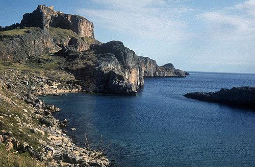 Bay of Lindos, Rhodes  Greece