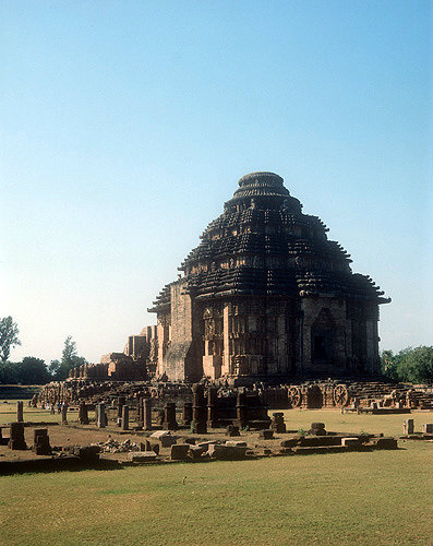 Sun temple konark odisha formerly orissa india for Architecture design for home in odisha