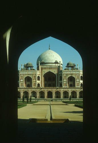 India Delhi Humayun