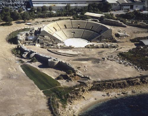 Theatre, Caesarea, Israel