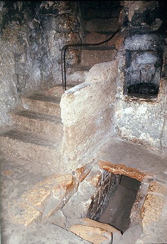 Israel, Bethany, the Tomb of Lazarus
