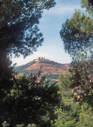 Arab fortress, twelfth century, Ajloun, Jordan