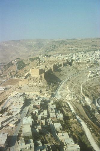 Kerak Crusader Castle, twelfth century, Kerak, Jordan
