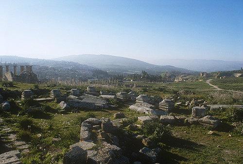 Synagogue Church, Jerash, Jordan