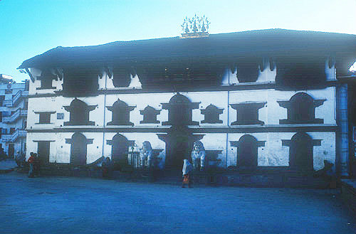 Old Royal Palace, sixteenth century, detail, Kathmandu, Nepal