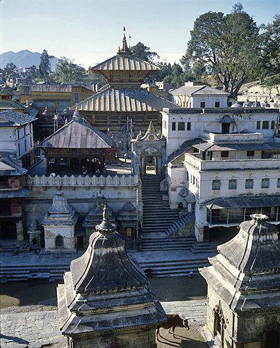 Pashupatinath temple, 1694, Kathmandu, Nepal