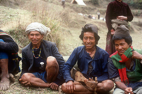 Porters, Nepal