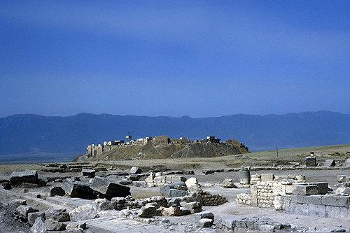 Syria, Apamea, the citadel
