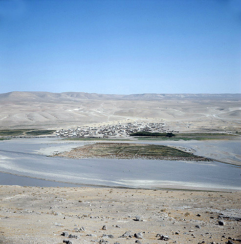 Syria, the River Euphrates