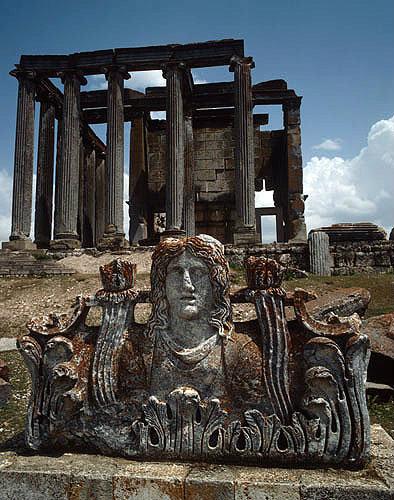 Turkey, Aezani, Temple of Zeus, early 2nd century AD