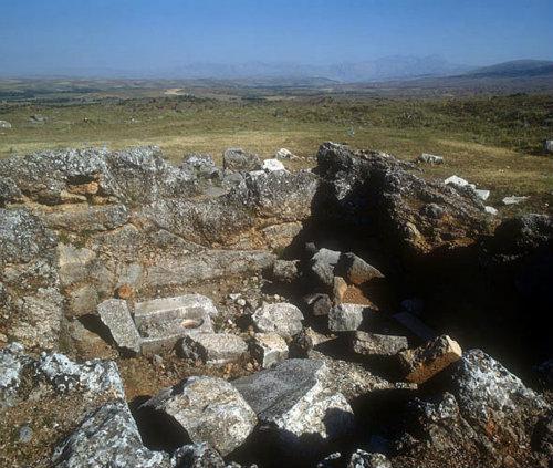 Temple of Augustus, Antioch in Pisidia, Turkey