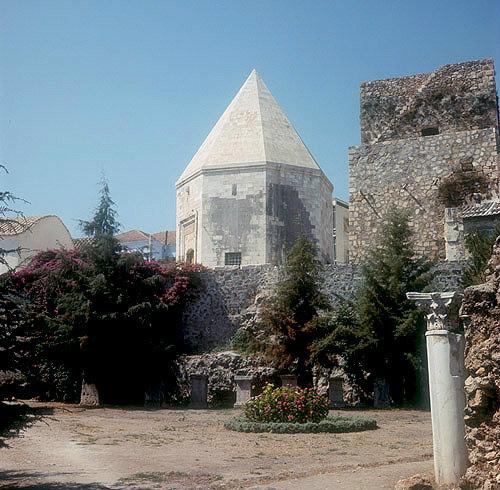 Selcuk tomb,  Pamphylia, modern day Antalya, Turkey