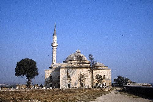 Turkey, Edirne, Muradiye Camii, 15th century