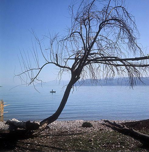 Lake Egridir south of Antioch, Pisidia, Turkey