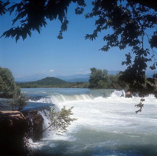 Manavgat Waterfall, Pamphylia, modern day Antalya, Turkey