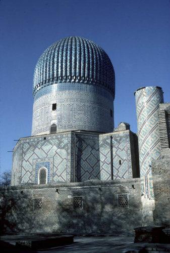 Uzbekistan, Samarkand, Gur Emir