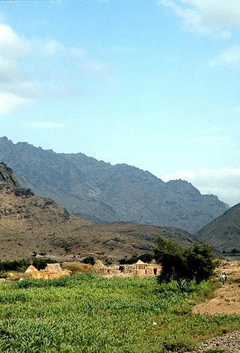 Landscape, North Yemen