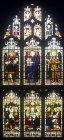 Window 11, twentieth century, St Edmundsbury Cathedral, Bury St Edmunds, Suffolk, England