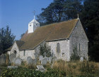 Church of St Mary Magdalene, eleventh and twelfth century, Tortington, Sussex, England