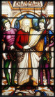 Calling of Amos, 1551 panel from Herchenrode, Hesse, Germany, now in St Mary
