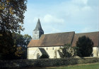 Church of St James, partly eleventh century, Abinger Common, Surrey, England