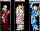 Faith, Hope and Charity, Burne Jones,1887, St Martin