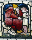 Eli with Samuel by Edward Burne-Jones, St Martin