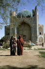 Afghanistan, Balkh, Shrine of Khwaja Abu Nasr Parsa