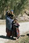 Afghanistan, Hindu Kush near Bamiyan