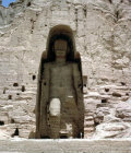 Afghanistan, Bamiyan, the big Buddha