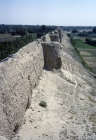 Afghanistan, the walls of Balkh