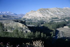 Afghanistan, Bamiyan, panorama
