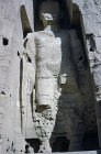 Afghanistan, Bamiyan, statue of Buddha