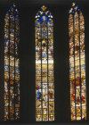 Choir windows by Antonis Evertsz of Culemborg, 1531-32, St Catherine