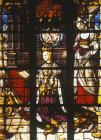Isabella of Portugal and St Elizabeth, 1531, by Antonis  Evertsz of Culemburg, St Catherine