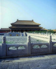 Imperial Palace of Heavenly Purity (Qianqing), Beijing, China