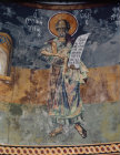 Hosea, mural in the Church of St Onoufrios Cyprus