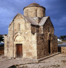 Cyprus, the Church of St James at Iskele, Trikomo, northern Cyprus