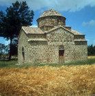 Church of St Demetrianos, Byzantine,  1317 AD, Dhali, Cyprus