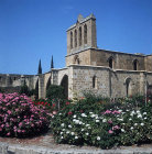 Bellapais Abbey, 12th to 13th century, Northern Cyprus