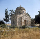Cyprus, the Mausoleum of Saint Barnabas near Salamis