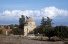 Mausoleum of St Barnabas near Salamis, Kibris, Northern Cyprus