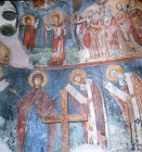 Cyprus, the Ascension, St Neophytos Church  1183AD