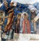 Cyprus, St Neophytos Monastery, the Resurrection